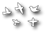 Memory Box FLYING BIRDS Craft Die 98655 Preview Image