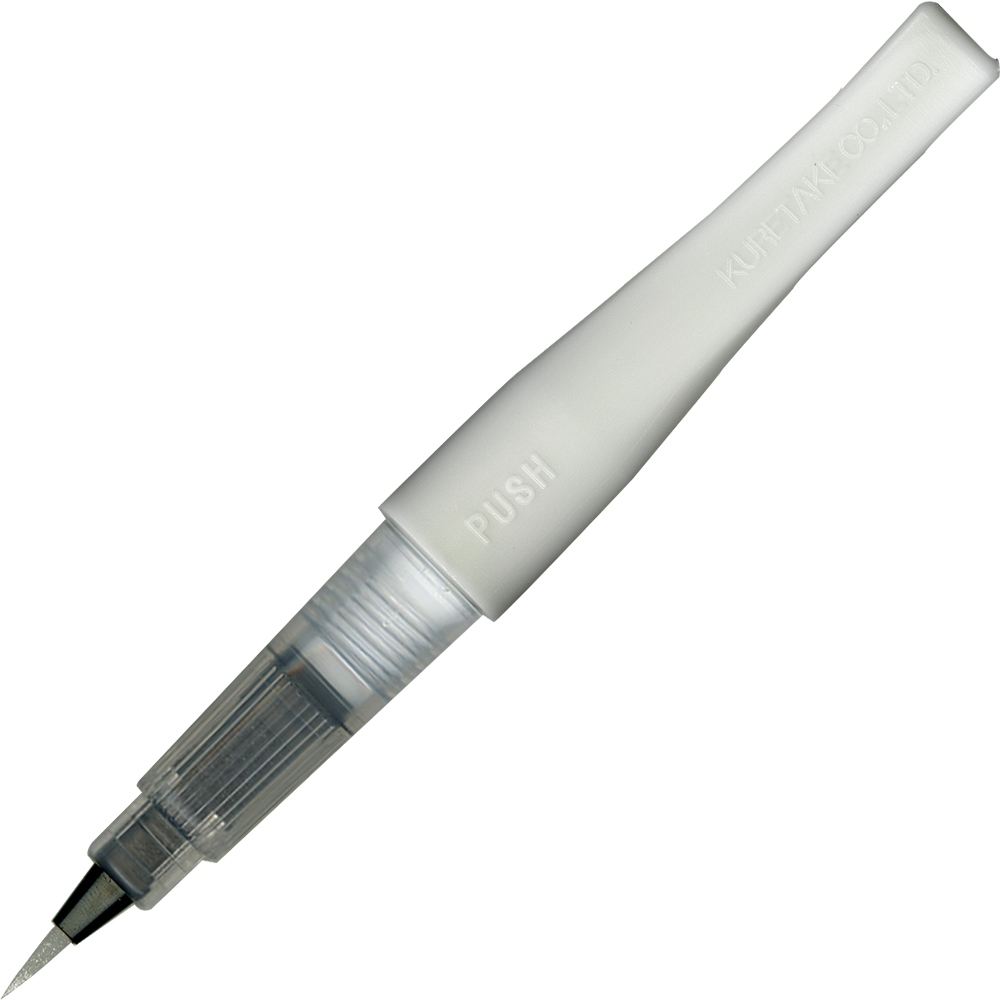 ZIG Wink of Stella GLITTER WHITE Brush Tip Marker 03900 zoom image