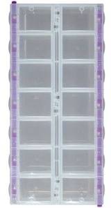 Craft Mates 2XL Lockables 14 Compartment 90397 zoom image