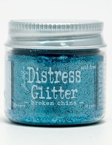 Tim Holtz Distress Glitter BROKEN CHINA Ranger TDG39136