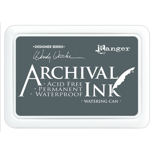 Ranger Wendy Vecchi Archival WATERING CAN Ink Pad AID39006 Preview Image