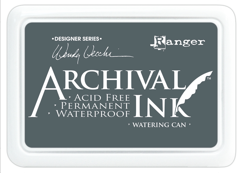Ranger Wendy Vecchi Archival WATERING CAN Ink Pad AID39006 zoom image