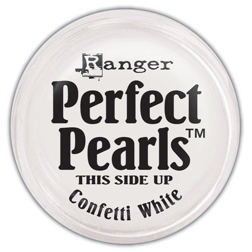 Ranger Perfect Pearls CONFETTI WHITE Powder PPP36807 Preview Image