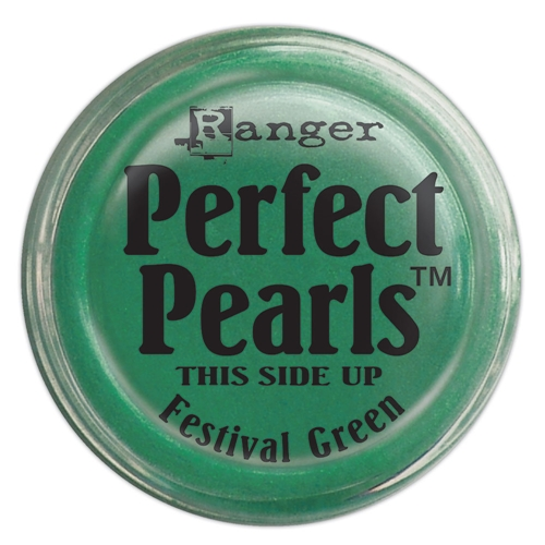Ranger Perfect Pearls FESTIVAL GREEN Powder PPP36814 Preview Image