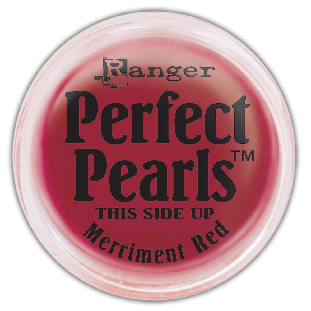Ranger Perfect Pearls MERRIMENT RED Powder PPP36838 zoom image