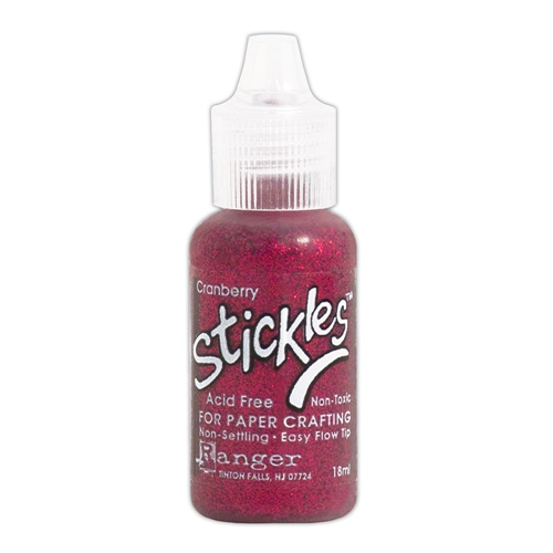 Ranger Stickles CRANBERRY Glitter Glue SGG38443 Preview Image