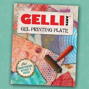 GelliArts 8 x 10 LARGE GEL PRINTING PLATE 349221*