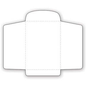 Simon Says Stamp GIFT CARD ENVELOPE Wafer Die SSSD101336