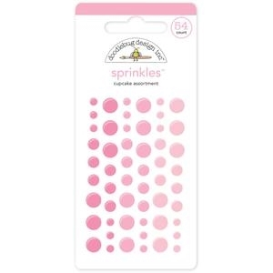Doodlebug CUPCAKE Sprinkles Assortment 4004 Preview Image