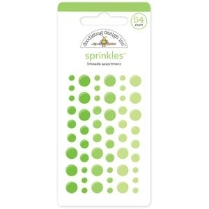 Doodlebug LIMEADE Sprinkles Assortment 4009 Preview Image