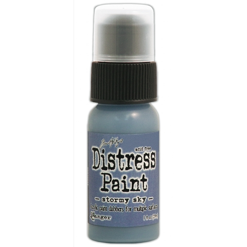 Tim Holtz Distress Paint STORMY SKY Ranger TDD38603* Preview Image