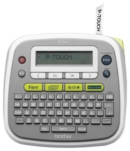 Brother Home and Office LABEL MAKER P-Touch PT-D210 zoom image