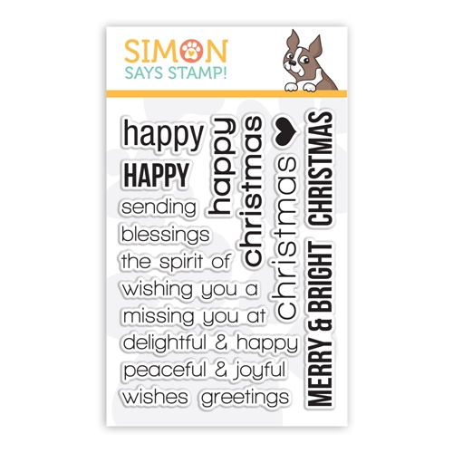 Simon Says Clear Stamps CHRISTMAS SSS101353 Preview Image