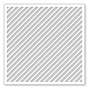 Simon Says Stamp Stencil DIAGONAL STRIPE SSST121323 Preview Image