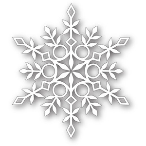 Simon Says Stamp ELIZA SNOWFLAKE Wafer Die SSSD111308