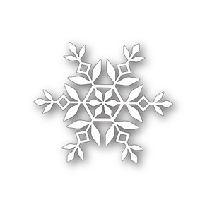Simon Says Stamp KATE SNOWFLAKE Wafer Die SSSD111309