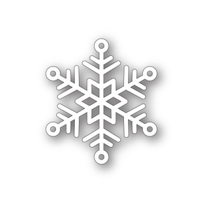 Simon Says Stamp MARYANNE SNOWFLAKE Craft DIE SSSD111310