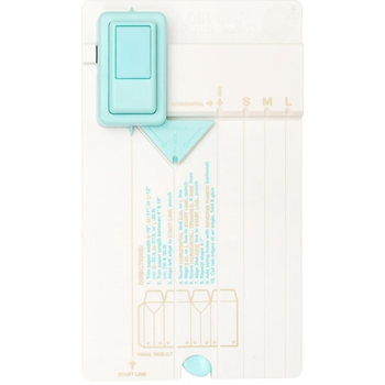 We R Memory Keepers GIFT BAG Punch Board 71333-3