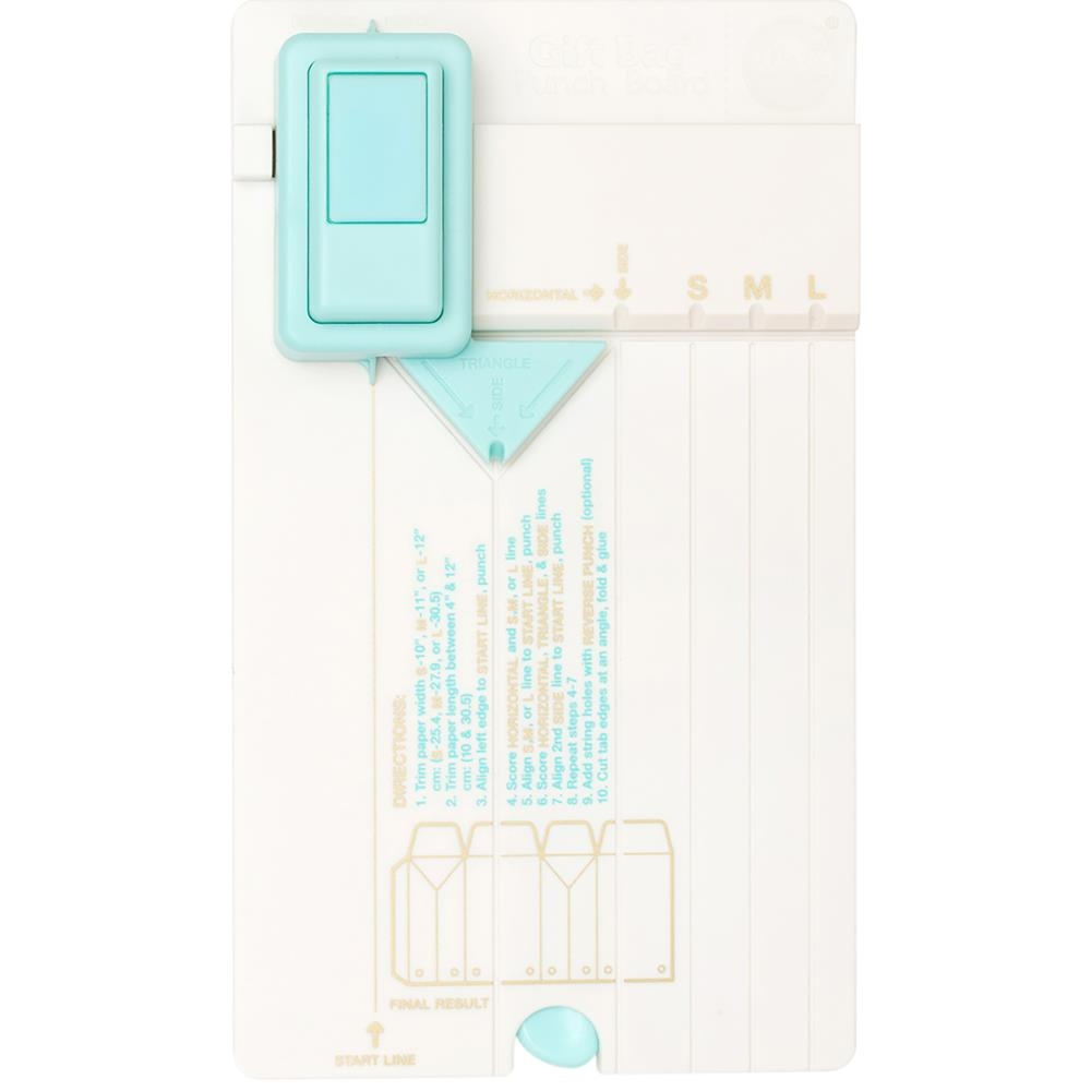 We R Memory Keepers GIFT BAG Punch Board 71333-3 zoom image