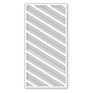 Simon Says Stamp Stencil PEPPERMINT STRIPE SSST121326 * zoom image