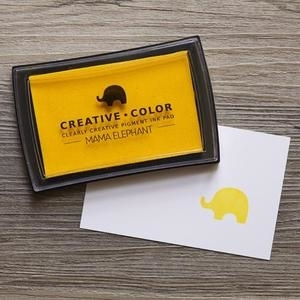 Mama Elephant Creative Color SUNSHINE Ink Pad Preview Image