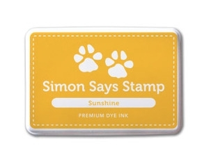 Simon Says Stamp Sunshine Premium Dye Ink