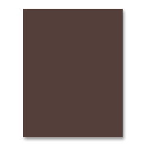 Simon's Exclusive Dark Chocolate Card Stock