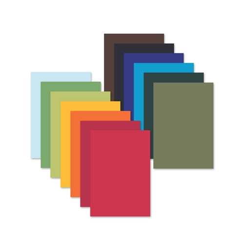 Simon Says Stamp Card Stock 100# RAINBOW PACK CSRB15 Preview Image