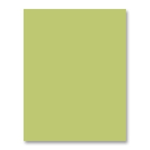 Simon Says Stamp Card Stock 100# GREEN APPLE GA6