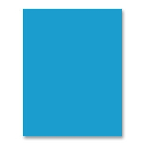 Simon Says Stamp Card Stock 100# ISLAND BLUE IB12