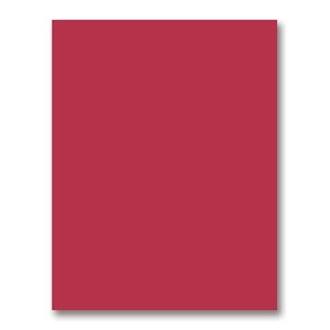 Simon Says Stamp Card Stock 100# SCHOOLHOUSE RED SR1 Preview Image