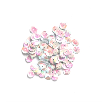 Darice 8MM CRYSTAL Sequins 10044-8