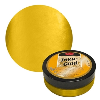 Viva Decor GOLD Inka Gold Beeswax Polish 2.2oz 901