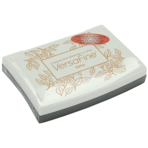 Tsukineko VersaFine TOFFEE Ink Pad VF-52 zoom image