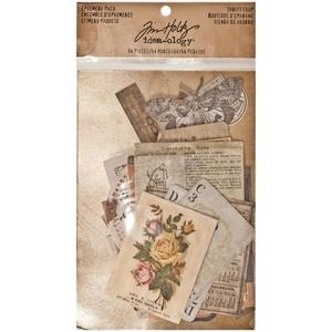 Tim Holtz Idea-ology Ephemera Pack THRIFT SHOP TH93114 Preview Image