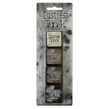 Tim Holtz Distress Ink Pad MINI KIT 3 TDPK40330