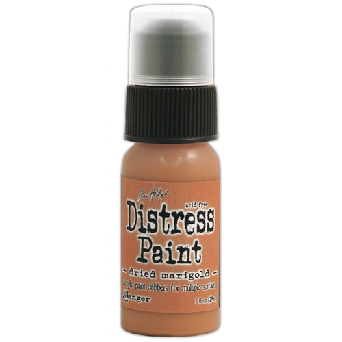 Tim Holtz Distress Paint DRIED MARIGOLD Ranger TDD38818 Preview Image