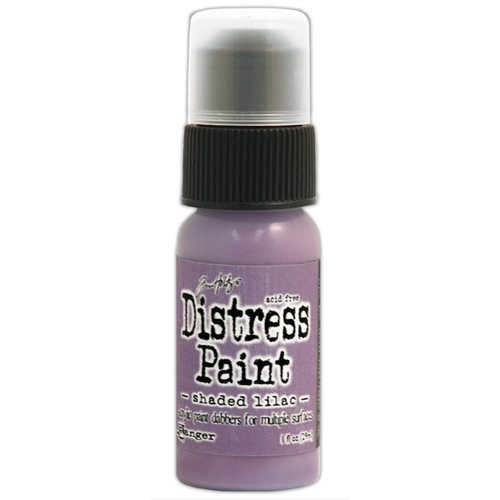 Tim Holtz Distress Paint SHADED LILAC Ranger TDD38863 Preview Image