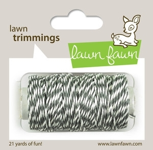 Lawn Fawn CLOUDY Single Cord Trimmings LF596 Preview Image