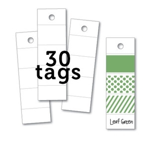 Simon Says Stamps WHITE PAPER SWATCH BLANKS SSSWhite30