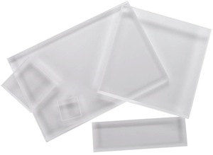 Crafter's Companion ACRYLIC BLOCK STARTER SET 5 Pack AH05* Preview Image