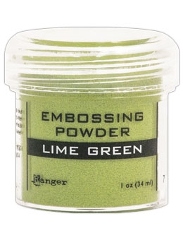 Ranger Embossing Powder LIME GREEN EPJ36586*