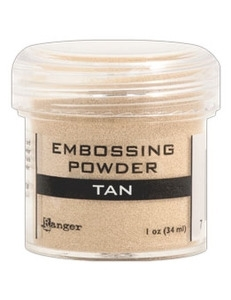 Ranger Embossing Powder TAN EPJ36647