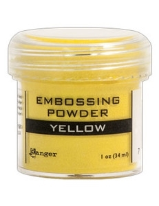 Ranger Embossing Powder YELLOW EPJ36654*