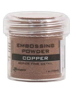 Ranger Embossing Powder SUPER FINE COPPER EPJ36661 Preview Image