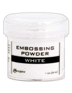 Ranger Embossing Powder WHITE EPJ36685