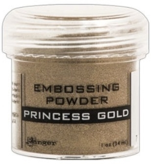 Ranger Embossing Powder PRINCESS GOLD EPJ37477 Preview Image
