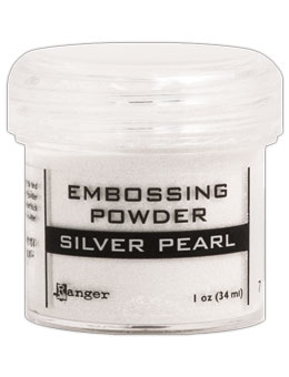 Ranger Embossing Powder SILVER PEARL EPJ37514 zoom image