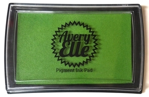 Avery Elle CELERY Pigment Ink Pad I-13-5* Preview Image