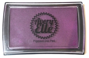Avery Elle SUGAR PLUM Pigment Ink Pad I-13-1* Preview Image
